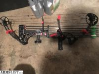 For Sale: PSE DropTine SX compound bow - 1 year old