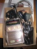 Vintage Jackson Radio and Superex Headphones ++