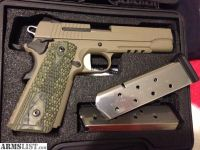 For Sale/Trade: Sig Scorpion 1911 Full Size