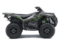 2017 Kawasaki Brute Force 750 4x4i EPS Sport-Utility ATVs North Reading, MA