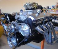 Buy CHEVY 454 / 425 HORSEPOWER COMPLETE CRATE ENGINE / PRO-BUILT/NEW 396 402 427 BBC motorcycle in Wittmann, Arizona, United States, for US $6,090.00