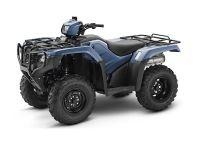 2018 Honda FourTrax Foreman 4x4 Utility ATVs Bessemer, AL