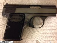 For Sale: 1964 Baby Browning in .25 ACP! RARE OFF ROSTER!