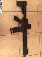 """For Sale/Trade: 10.5"""" AR pistol 300AAC"""