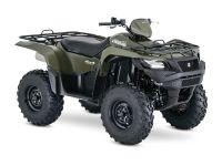 2017 Suzuki KingQuad 500AXi Utility ATVs Pelham, AL