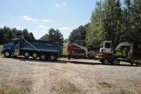 Dump truck & construction equipment funding