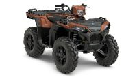 2018 Polaris Sportsman XP 1000 Utility ATVs Barre, MA