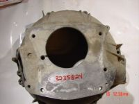 Sell 80-86 Jeep CJ Bell housing T4 T5 SR4 transmission CJ5 CJ7 Scrambler 3235824 motorcycle in Bernville, Pennsylvania, United States, for US $150.00