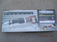 (NEW) Chicago Electric 7.5 Amp Reciprocating Saw