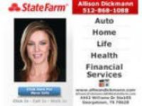 Allison Dickmann - State Farm Insurance Agent