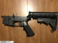 For Sale: Complete Colt M4 Carbine AR15 lower receiver
