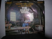 The Guess Who 45 rpm record