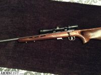 For Sale/Trade: Savage .17 HMR Left Hand