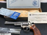 For Sale: Smith & Wesson 19-3 Combat Magnum w/original Box and Tools