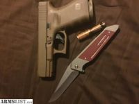 For Sale: Glock 19 Vickers Edition Gen 4 FDE