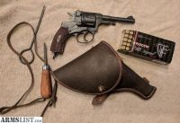 For Sale: Nagant Pistol with holster