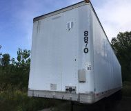 $8,000, 2004 Trailmobile Dry Van
