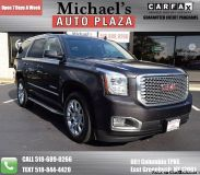 2015 GMC Yukon 4x4 Denali 4dr SUV! One Owner! Loaded! We Finance! Trades Welcome! Stock#11400