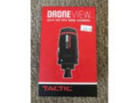 Brand New in Box Tactic DroneView Wi-Fi HD FPV Mini Camera