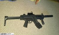 For Sale: H&k mp5 clone