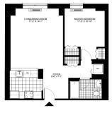 $6480 1 apartment in Hoboken