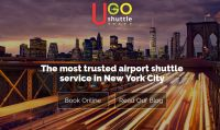 Airport Shuttle Service JFK   LGA   UGOShuttle