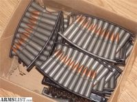 For Sale: Wolf 7.62 X 39 122 Gr FMJ on Stripper Clips