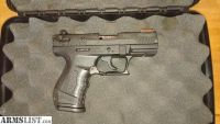 For Sale: Walther P22 Black
