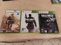 Call of Duty Xbox 360 games