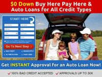 Need a car but cant get approved (Bad Credit Financing)