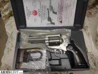 For Sale: Ruger Super Blackhawk Bisley .44 Mag
