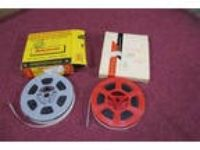"2 Vintage 1960's 8mm Kodachrome Film ""Lodge Fishing"" & 1961"
