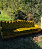 Antique couch
