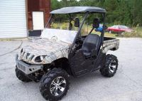 $2,590, 2009 Yamaha Rhino 450 4x4 Lots Of Upgrades ATV