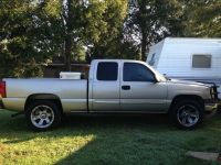 Great truck Great deal 97k miles