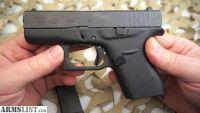 For Sale: Glock G42 gen 4 g4