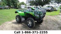 2010 Arctic Cat Thundercat Used ATV (Green)