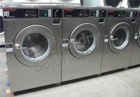 For Sale Speed Queen Front Load Washer SC40BC2 40LB 3PH 220V Used