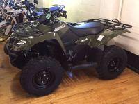 2018 Suzuki KingQuad 400ASi Utility ATVs Palmerton, PA