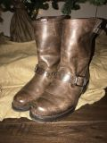 FRYE Veronica Short Slouchy Boot size 8