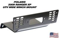 Buy ATV Winch Mount Polaris 10-14 800 Full Size Ranger 4x4 (Wide)-100764 motorcycle in Northern Cambria, Pennsylvania, United States, for US $47.95