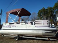 $3,500, 1998 Riviera Cruiser 21ft with 40hp Evinrude No trailer.