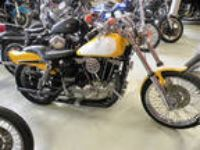 1978 Harley Davidson SPORTSTER