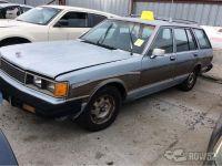 1982 Datsun Maxima Wagon