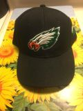 New Black Irish Embroidery Eagles Hat with adjustable Velcro hat