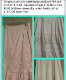 Gorgeous Skirts for sale