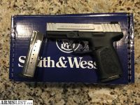 For Sale/Trade: S&W SD9 VE
