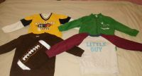 (4) light weight sweaters BUNDLE DISCOUNT IF PURCHASE $25-$4 SERIOUS BUYERS ONLY my profile my meeting information