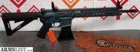 "For Sale: M4E1 Jesse James Cold War Grey COMPLETED Builder Set w/ 12"" KeyMod Handguard - Limited Run"