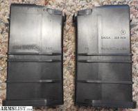 For Sale: 2 SGM Saiga AK47 .308 15RD Mags